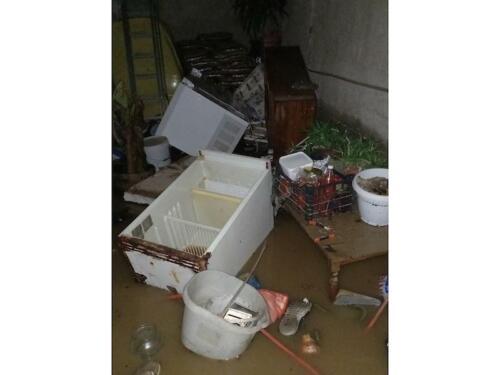 Inondations Donja Gusterica