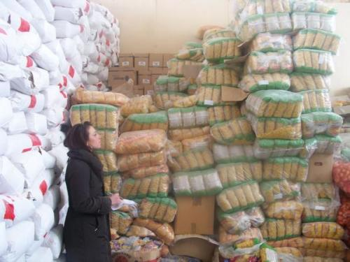 40 tonnes d'aide alimentaire pour les enclaves du Kosovo