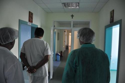 Au chevet des maternités chrétiennes