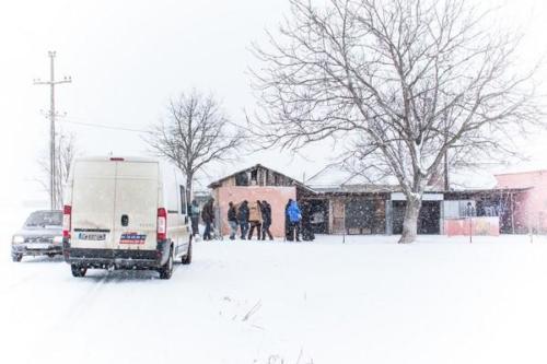 Convoi de Noël 2014