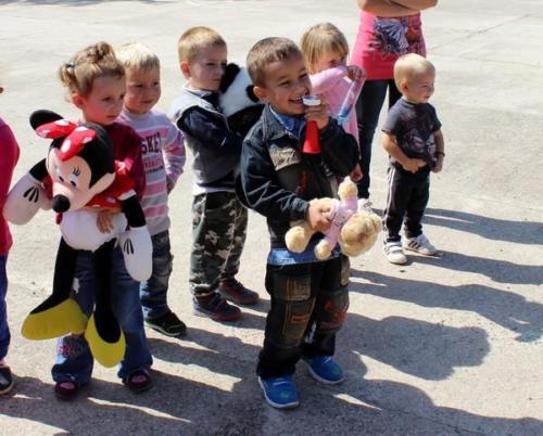 Deuxième convoi humanitaire en provenance d'Espagne
