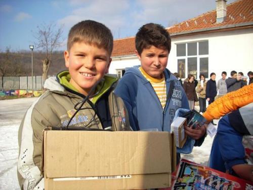 Mission de noel 2008