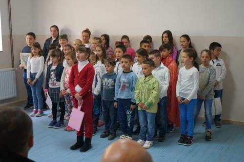 Rénovation des écoles serbes
